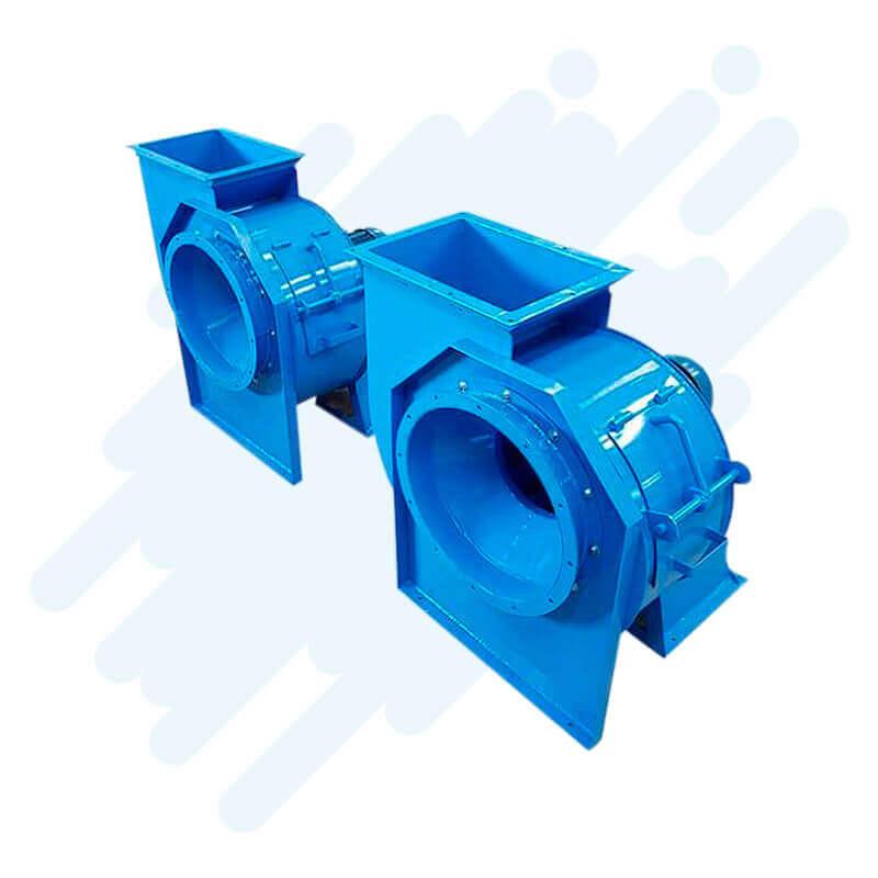 Ventilador Industrial Azul