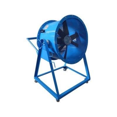 Ventilador Transportável (Man Cooler)