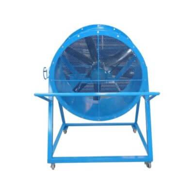Exaustor Industrial Axial Transportável