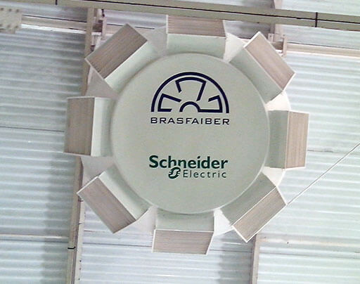 Caixas de distribuição de ar