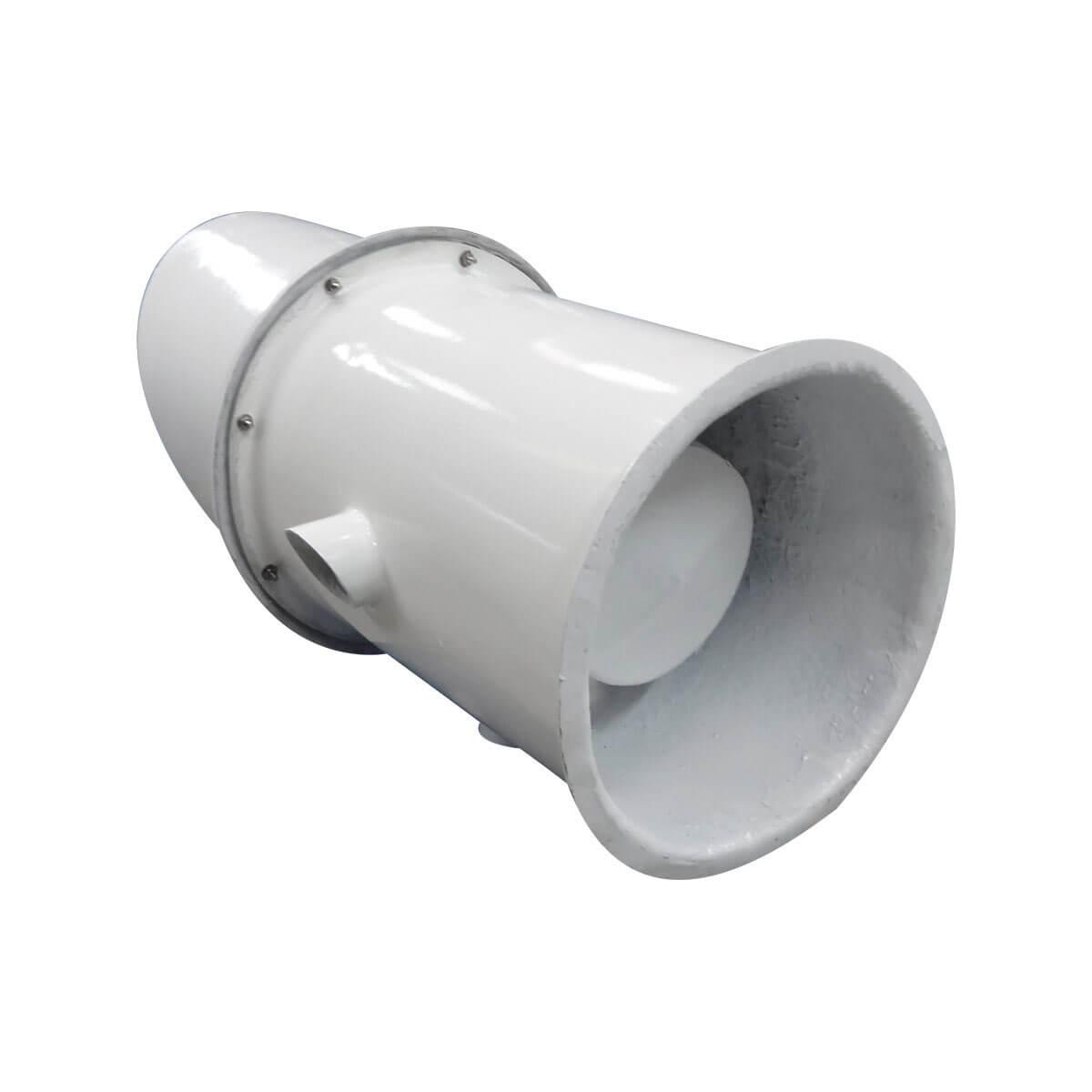Exaustor para Gases Corrosivos