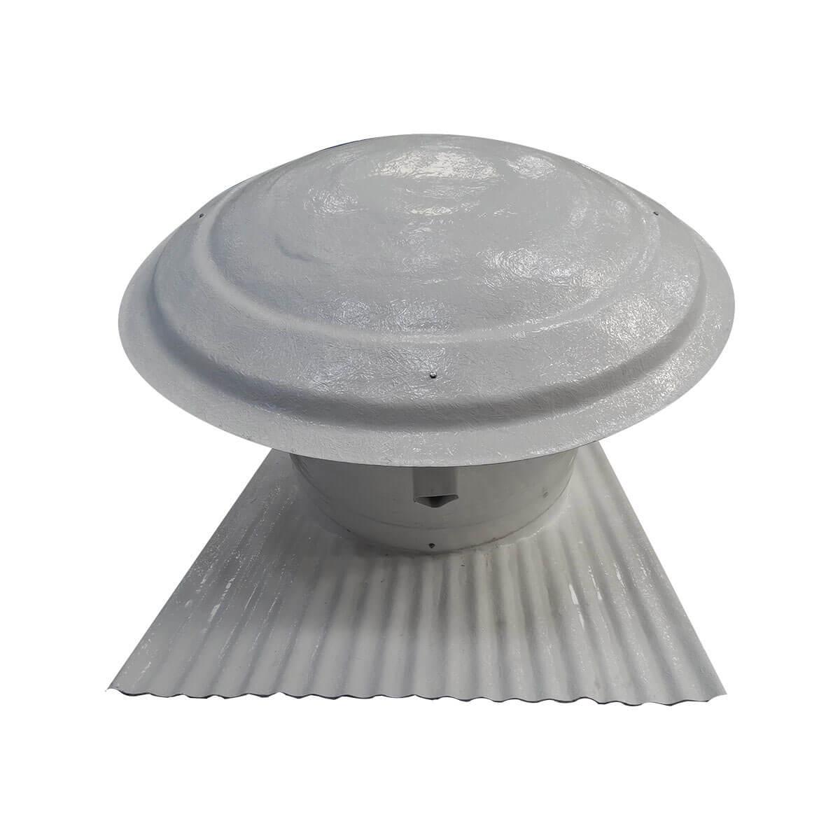 Exaustor de Telhado para Gases Corrosivos