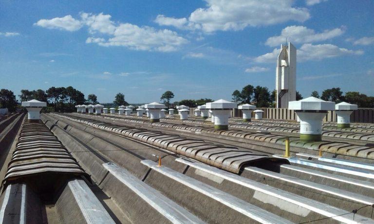 A importância da renovação de ar industrial