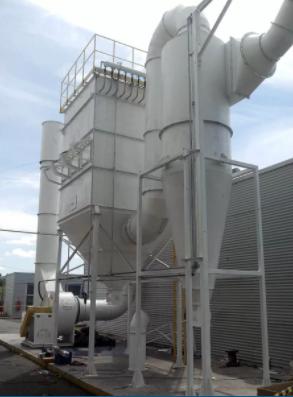 Como fazer o dimensionamento correto do filtro de manga e garantir máxima eficiência?
