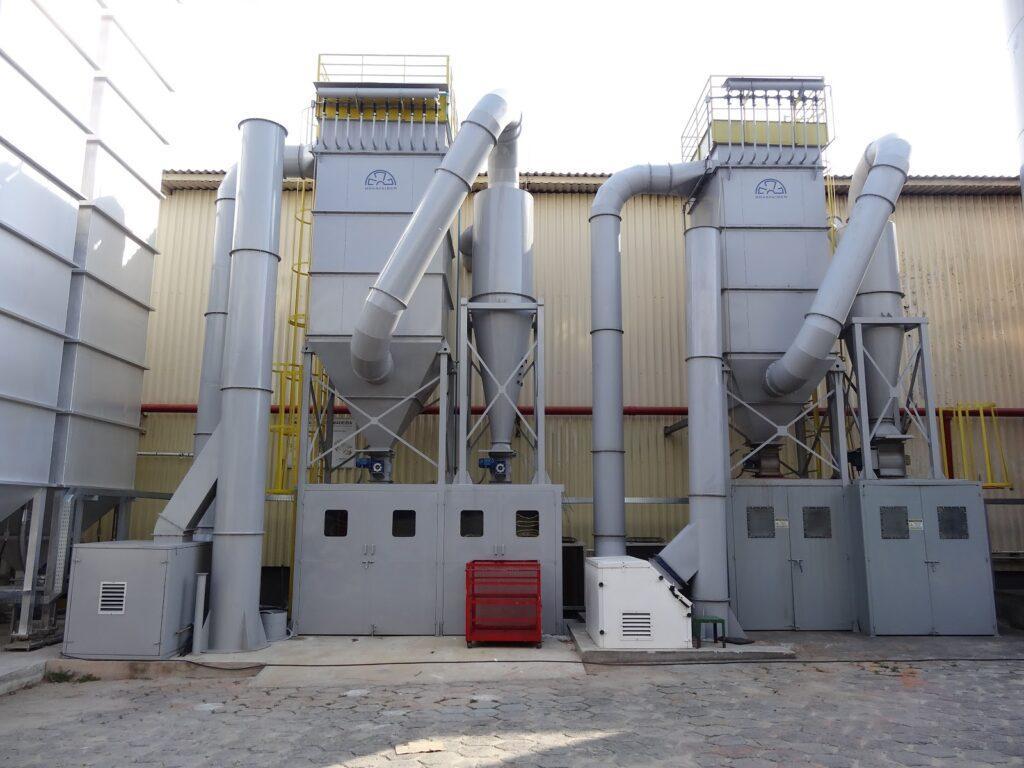 Poluentes sólidos: entenda os benefícios do filtro de manga no processo industrial