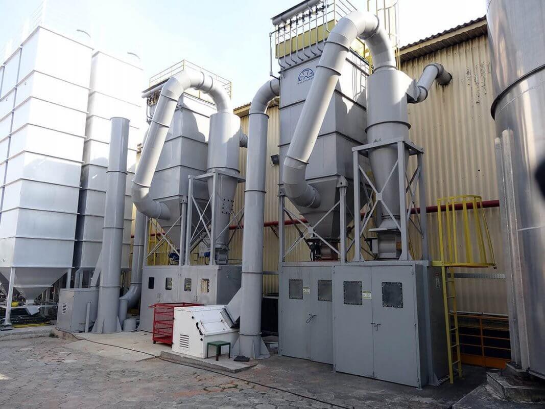 Entenda a importância da limpeza periódica do filtro de manga