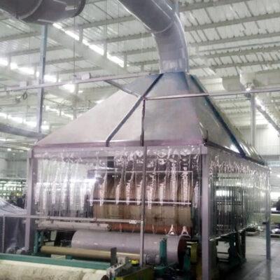 Filtragem de odor para Indústria Indústria Textil