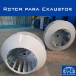 Como funciona a manutenção para rotor industrial